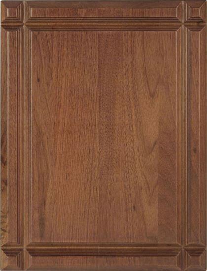 Image sur Plaque honorifique bois véritable avec rainure
