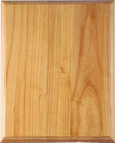 Image sur Plaque honorifique bois véritable