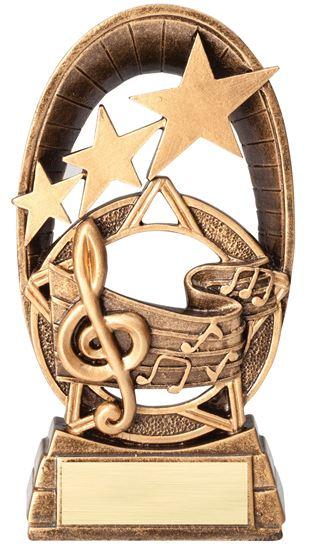 Image sur Trophée musique