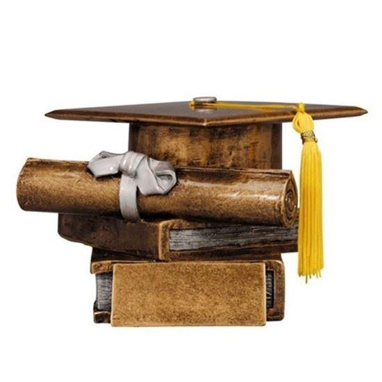 Image sur Trophée graduation