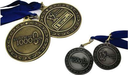 Image de Médailles coulées