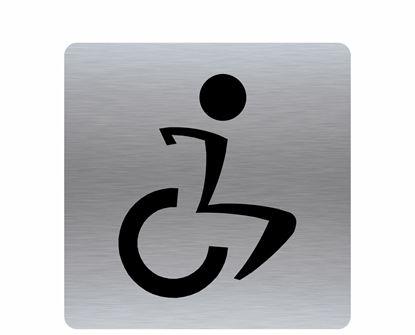 Image de Affiche toilette handicapé