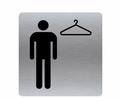Image de Affiche vestiaire homme