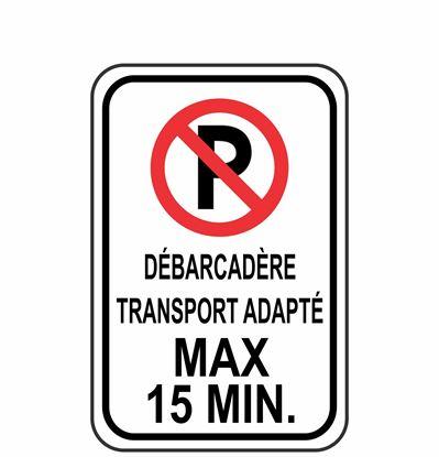 Image de Enseigne stationnement interdit