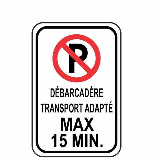Image sur Enseigne stationnement interdit