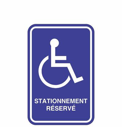 Image de Enseigne mobilité réduite
