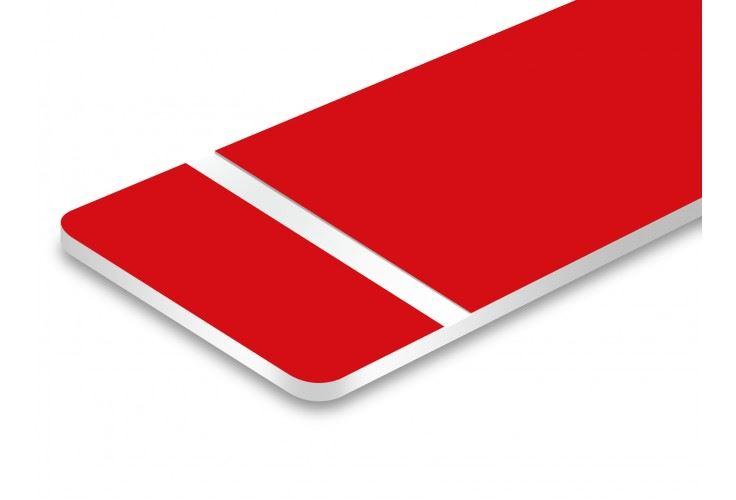 Rouge/blanc